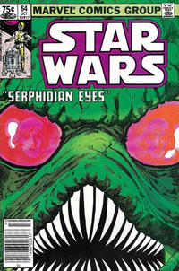 Cover Thumbnail for Star Wars (Marvel, 1977 series) #64 [Canadian]