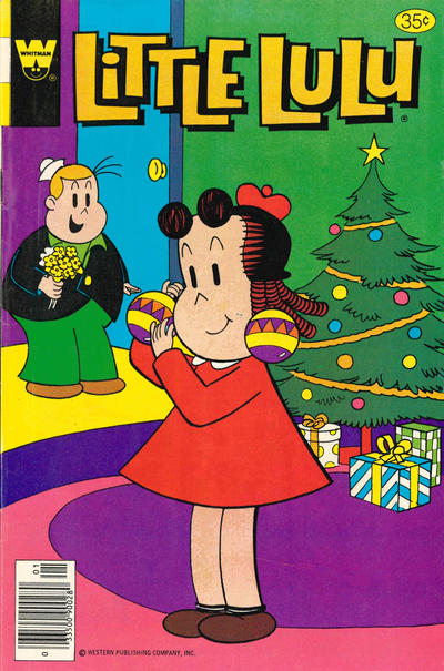 Cover for Little Lulu (Western, 1972 series) #250 [Whitman]