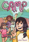 Cover for Camp (Houghton Mifflin, 2019 series)