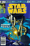 Cover for Star Wars (Marvel, 1977 series) #51 [Newsstand]