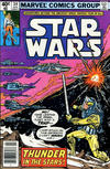 Cover for Star Wars (Marvel, 1977 series) #34 [Newsstand]