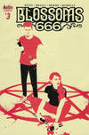 Cover Thumbnail for Blossoms: 666 (2019 series) #3 [Cover C Matt Taylor]