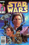Cover for Star Wars (Marvel, 1977 series) #81 [Newsstand]
