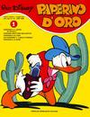 Cover for Paperino d'oro (Arnoldo Mondadori Editore, 1979 series) #1