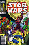 Cover for Star Wars (Marvel, 1977 series) #82 [Newsstand]