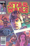 Cover for Star Wars (Marvel, 1977 series) #87 [Canadian]