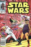 Cover for Star Wars (Marvel, 1977 series) #104 [Newsstand]