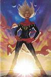 Cover for Captain Marvel (Marvel, 2019 series) #1 [Adam Hughes Virgin Art]