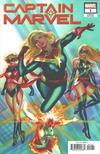Cover for Captain Marvel (Marvel, 2019 series) #1 [Alex Ross]
