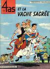 Cover for Les 4 as (Casterman, 1964 series) #3 - Les 4 As et la vache sacrée