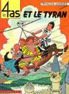 Cover for Les 4 as (Casterman, 1964 series) #10 - Les 4 As et le Tyran