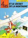 Cover for Les 4 as (Casterman, 1964 series) #24 - Les 4 As et le Secret de la Montagne