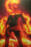 Cover for Captain Marvel (Marvel, 2019 series) #1 [Artgerm Exclusive Virgin Art]