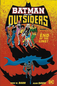 Cover Thumbnail for Batman and the Outsiders (DC, 2017 series) #3