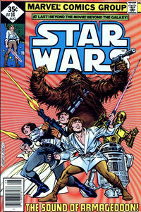 Cover Thumbnail for Star Wars (Marvel, 1977 series) #14 [Whitman]