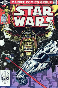 Cover Thumbnail for Star Wars (Marvel, 1977 series) #52 [Direct]