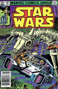 Cover Thumbnail for Star Wars (Marvel, 1977 series) #69 [Canadian]