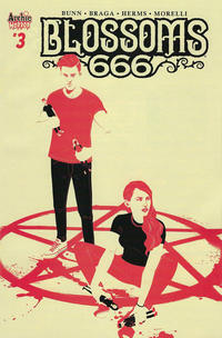 Cover Thumbnail for Blossoms: 666 (Archie, 2019 series) #3 [Cover C Matt Taylor]