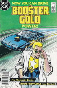 Cover Thumbnail for Booster Gold (DC, 1986 series) #11 [Canadian]