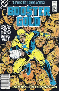 Cover Thumbnail for Booster Gold (DC, 1986 series) #13 [Canadian]