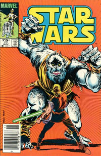 Cover Thumbnail for Star Wars (Marvel, 1977 series) #77 [Canadian]