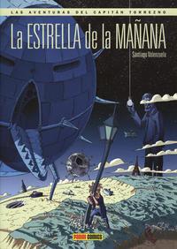 Cover Thumbnail for Las aventuras del capitán Torrezno (Panini España, 2012 series) #[8] - La estrella de la mañana