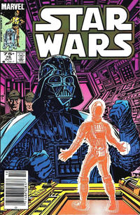 Cover Thumbnail for Star Wars (Marvel, 1977 series) #76 [Canadian]