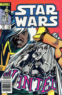 Cover Thumbnail for Star Wars (Marvel, 1977 series) #79 [Canadian]