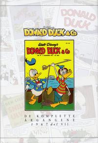 Cover Thumbnail for Donald Duck & Co De komplette årgangene (Hjemmet / Egmont, 1998 series) #[91] - 1967 del 7