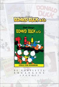 Cover Thumbnail for Donald Duck & Co De komplette årgangene (Hjemmet / Egmont, 1998 series) #[92] - 1968 del 1