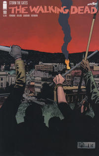 Cover Thumbnail for The Walking Dead (Image, 2003 series) #190