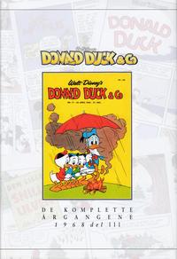 Cover Thumbnail for Donald Duck & Co De komplette årgangene (Hjemmet / Egmont, 1998 series) #[94] - 1968 del 3