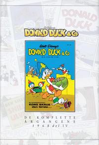 Cover Thumbnail for Donald Duck & Co De komplette årgangene (Hjemmet / Egmont, 1998 series) #[95] - 1968 del 4