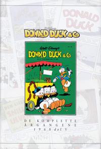 Cover Thumbnail for Donald Duck & Co De komplette årgangene (Hjemmet / Egmont, 1998 series) #[96] - 1968 del 5
