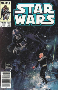 Cover Thumbnail for Star Wars (Marvel, 1977 series) #92 [Canadian]