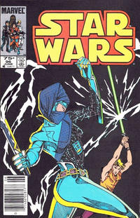 Cover Thumbnail for Star Wars (Marvel, 1977 series) #96 [Canadian]