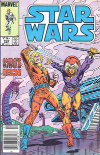 Cover Thumbnail for Star Wars (Marvel, 1977 series) #102 [Canadian]