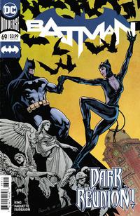 Cover Thumbnail for Batman (DC, 2016 series) #69