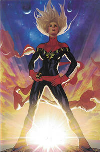 Cover Thumbnail for Captain Marvel (Marvel, 2019 series) #1 [Adam Hughes Virgin Art]