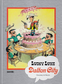 Cover Thumbnail for Lucky Luke [Seriesamlerklubben] (Semic, 1986 series) #[26] - Dalton City