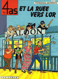 Cover for Les 4 as (Casterman, 1964 series) #11