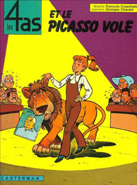 Cover for Les 4 as (Casterman, 1964 series) #12
