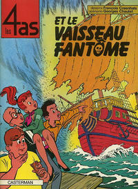Cover Thumbnail for Les 4 as (Casterman, 1964 series) #16