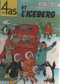 Cover Thumbnail for Les 4 as (Casterman, 1964 series) #19 - Les 4 as et l'iceberg