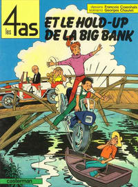 Cover Thumbnail for Les 4 as (Casterman, 1964 series) #22