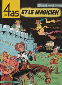 Cover Thumbnail for Les 4 as (Casterman, 1964 series) #23