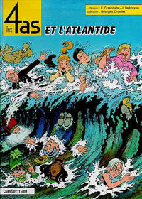 Cover Thumbnail for Les 4 as (Casterman, 1964 series) #33