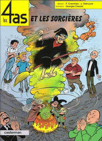Cover Thumbnail for Les 4 as (Casterman, 1964 series) #34
