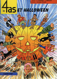 Cover Thumbnail for Les 4 as (Casterman, 1964 series) #39