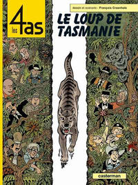 Cover Thumbnail for Les 4 as (Casterman, 1964 series) #40